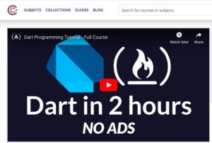 Dart Programming Tutorial
