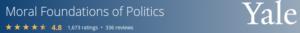 Moral Foundations of Politics