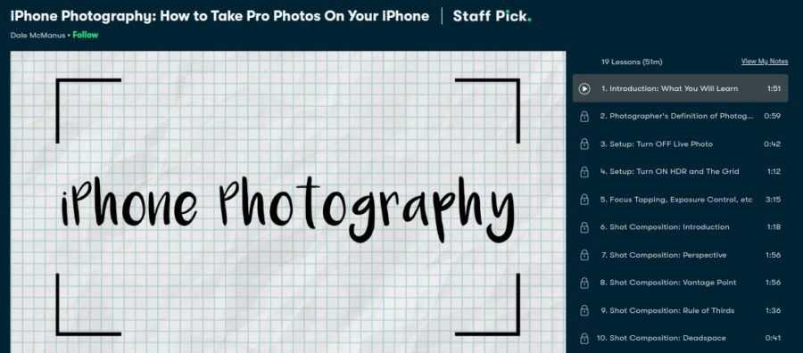 Best for Photography: iPhone Photography: How to Take Pro Photos On Your iPhone