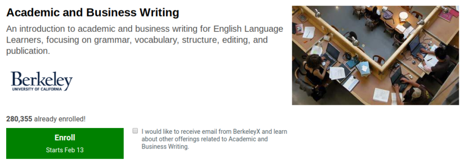 Academic and Business Writing