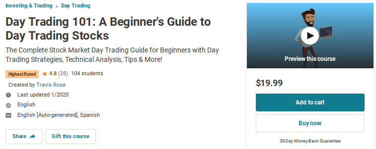 Day Trading 101: A Beginner's Guide to Day Trading Stocks