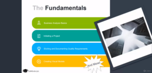 Business Analysis Fundamentals by Udemy