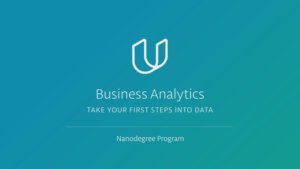 Business Analytics by Udacity