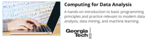 Computing for Data Analysis by edX