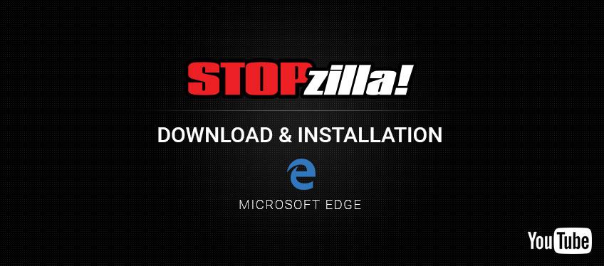 Install using Edge