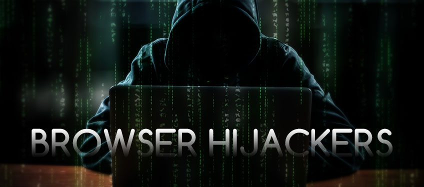 What are browser hijackers