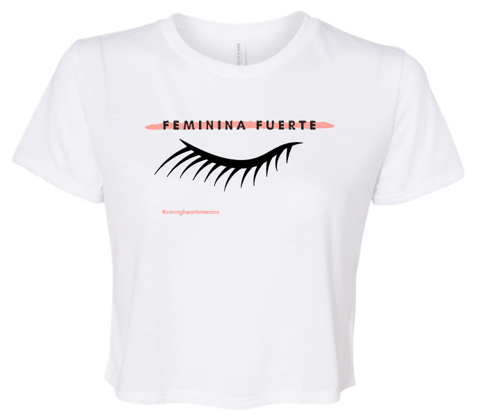 Eyelash Girls-T-Shirt Caring Hearts Ministry