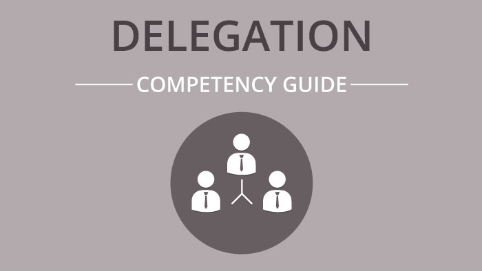 Delegation competency guide