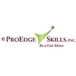 ProEdge Skills logo
