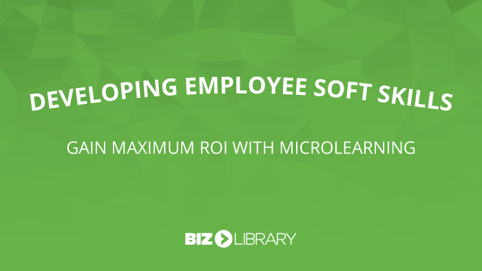 Developing Employee Soft Skills ebook
