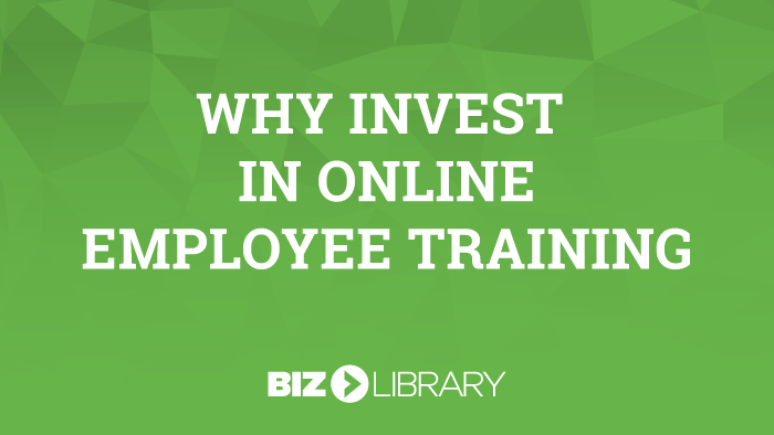 Why Invest in Online Employee Training eBook