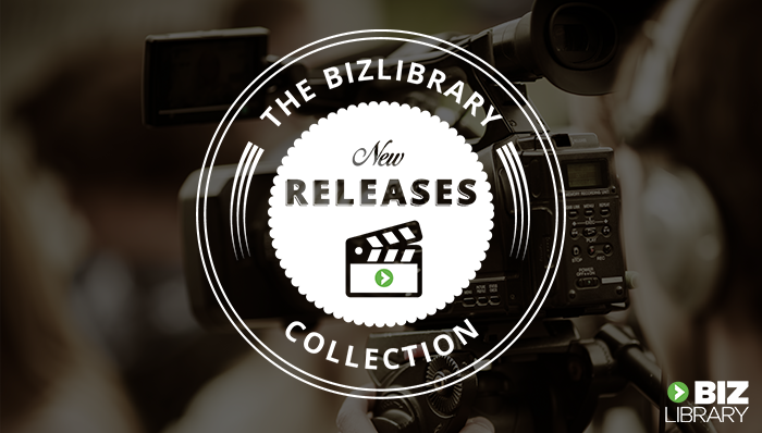 New Releases to The BizLibrary Collection