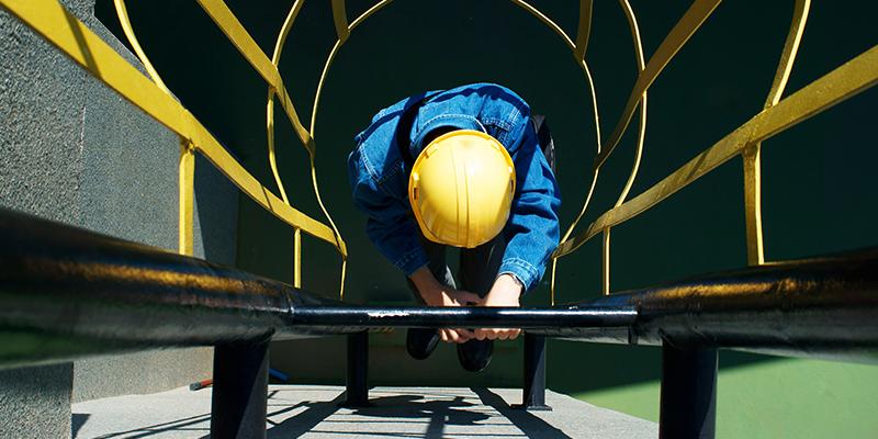 Ladder Safety Training image