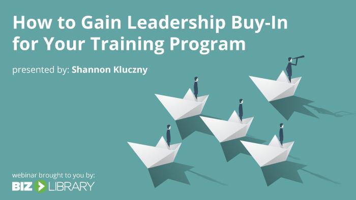 leadership buy in webinar