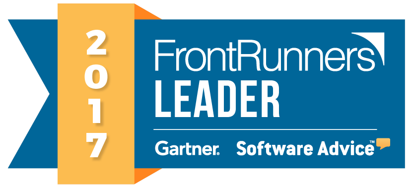 FrontRunners Quadrant Leader from Software Advice