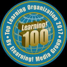 Learning 100 Awards 2017 logo