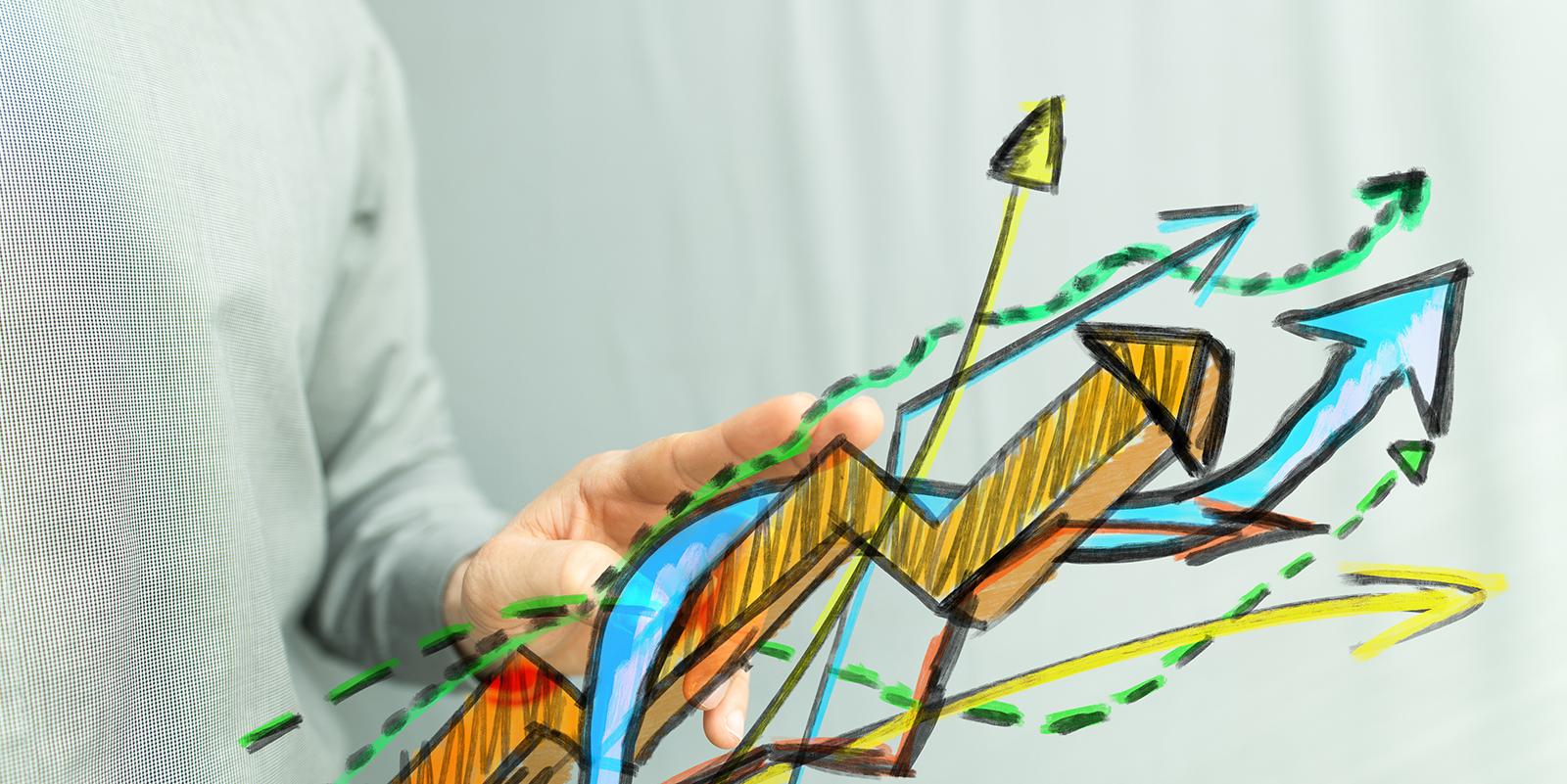 Sales growth metrics improving