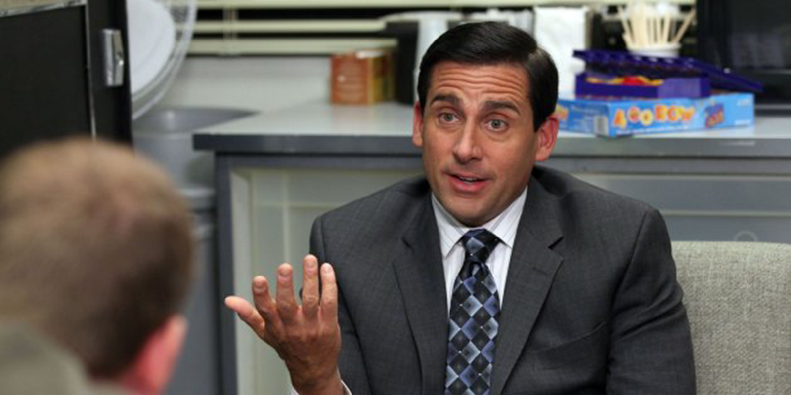 The Office Michael Scott management