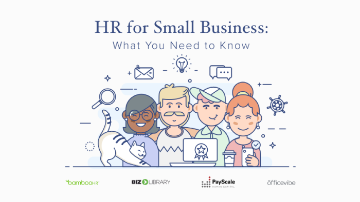 HR for Small Business: What You Need to Know