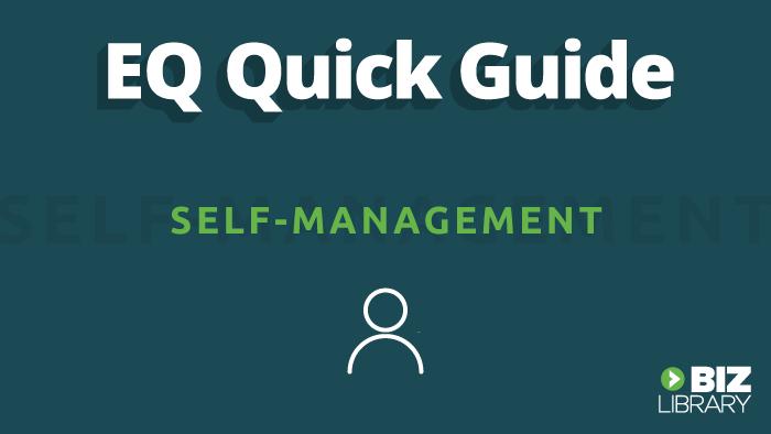 EQ self-management