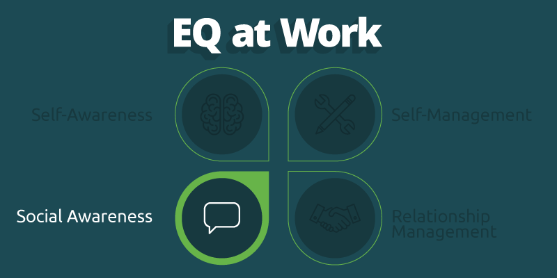 EQ at Work: Amplify Empathy for Higher Social Awareness