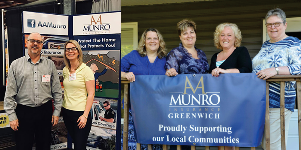 A.A. Munro employees