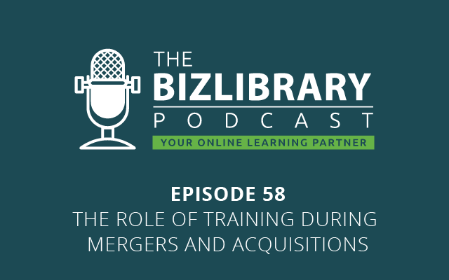 Trainig During Mergers and Acquisitions