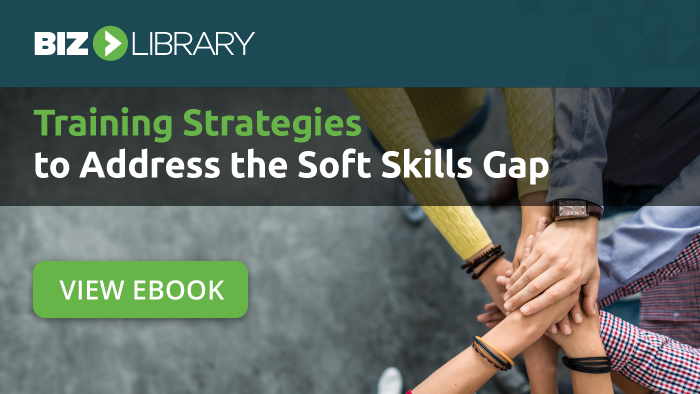 Training Strategies to Address the Soft Skills Gap