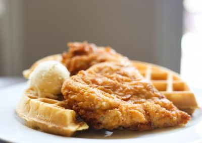 br3 Chicken and Waffles