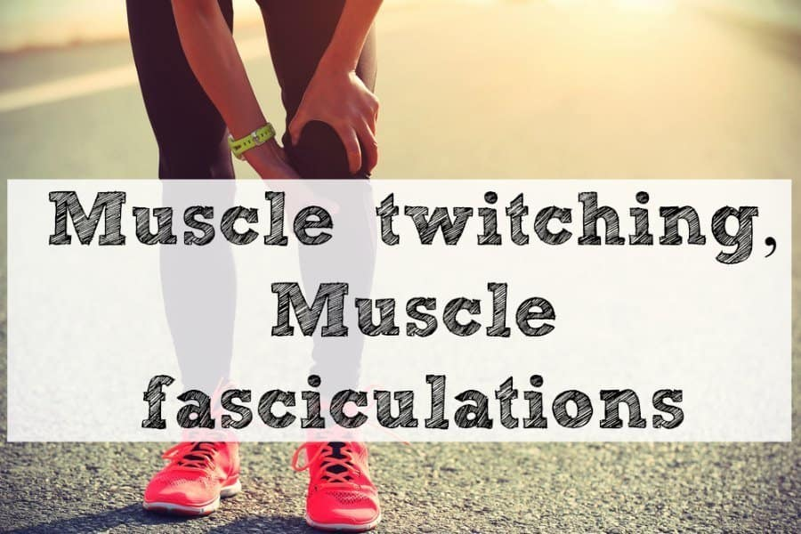 muscle twitching, muscle fasciculations | dr. john bergman, Skeleton