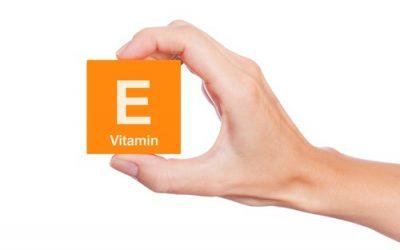 Essential Nutrients- Vitamin E