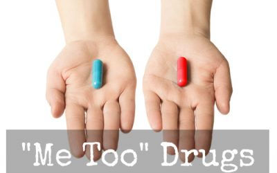 Me-Too/Me-Again Drugs