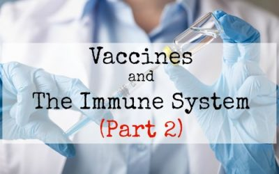 Vaccines and The Immune System (Part 2)