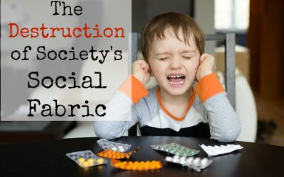 Anti-Psychotic Drugs and The Destruction of Society's Social Fabric (Part 4)