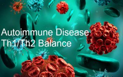 Autoimmune Disease III (Thymic recruits, Immune system Battlemap,Th1/Th2 balance)