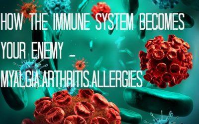 Autoimmune Disease VI ( Fibromyalgia,Rheumatoid Arthritis, Allergies)