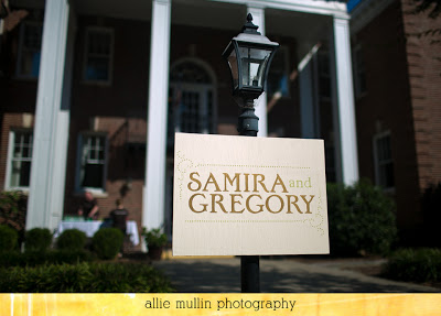 A True Durham Wedding: Samira & Greg