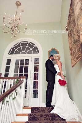 A Silver Bells Wedding: Kirsten & Terence