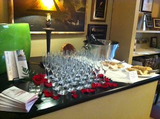 Recap: Our Annual Valentine's Day Wine Tasting