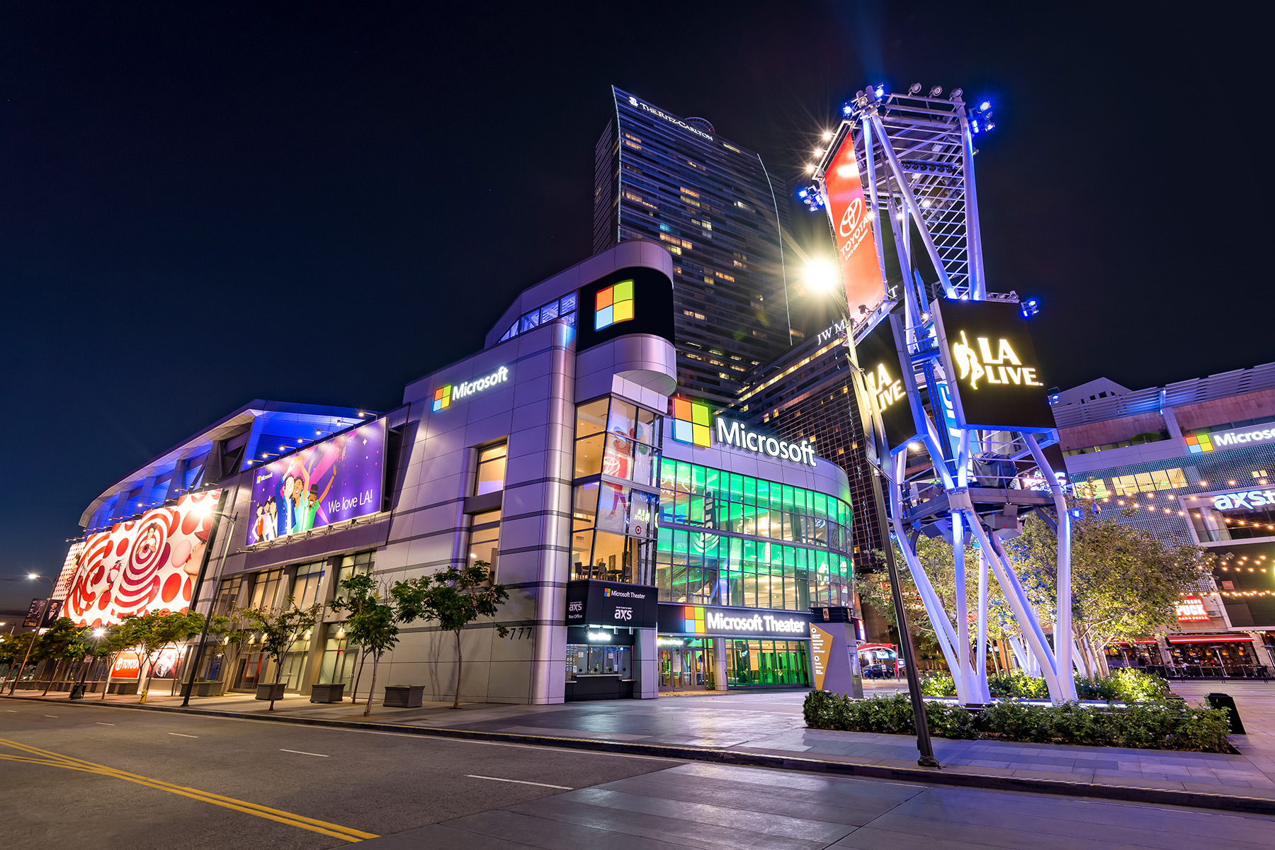 Wolfgang Puck Catering And Events At L A Live