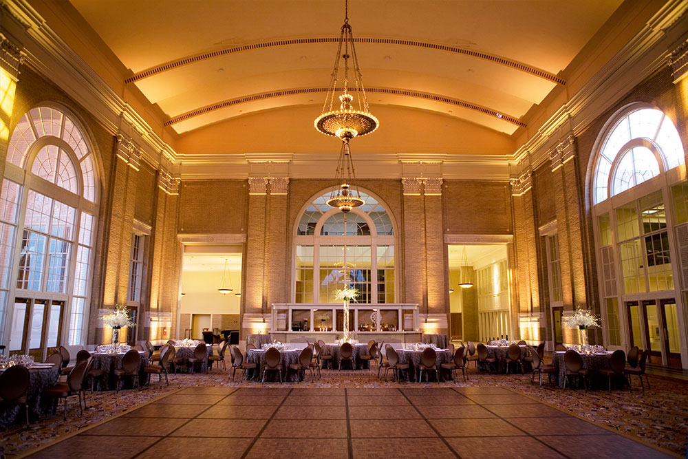 ballroom for rent