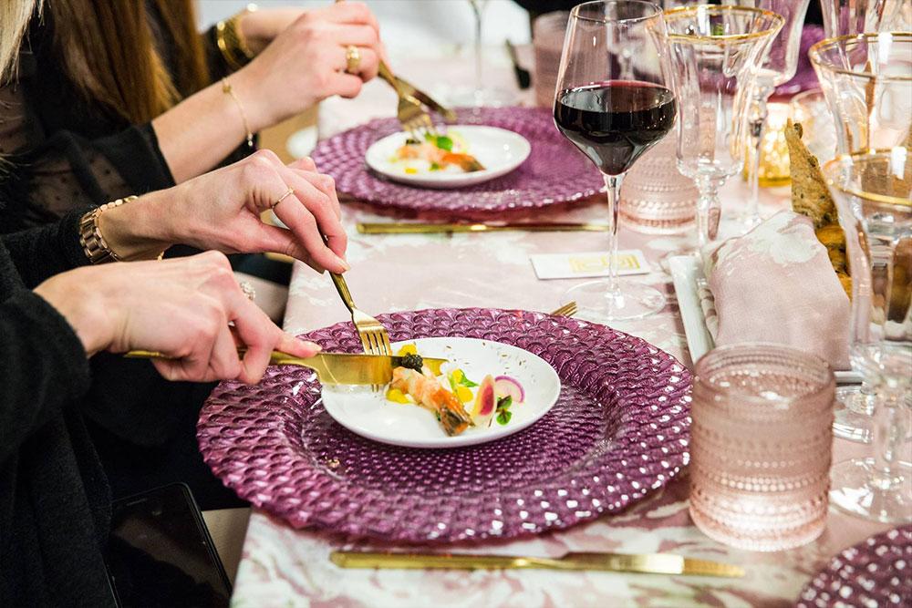 wolfgang puck wedding caterers