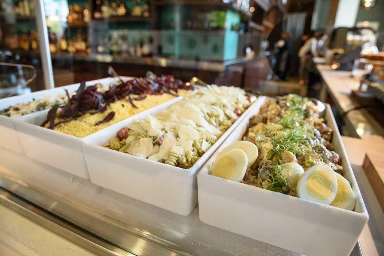 Culture Kitchen Salad Bar