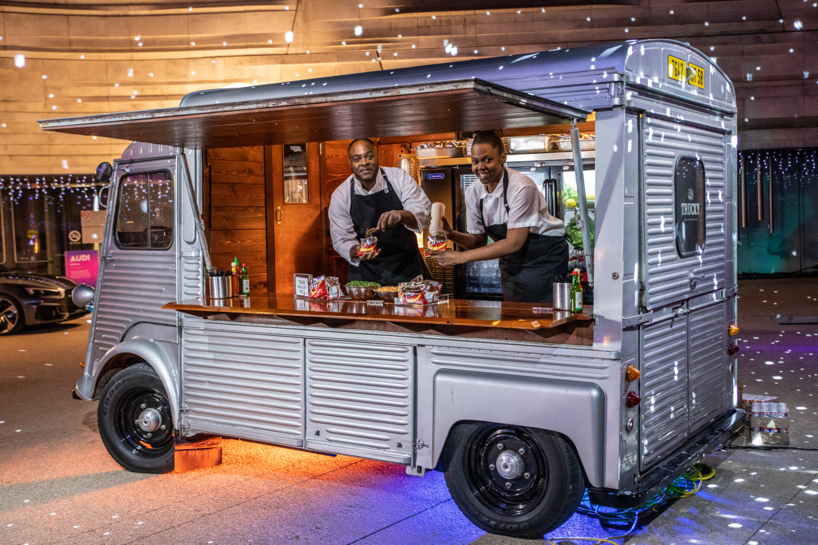 Wolfgang Puck Catering Launches in Houston