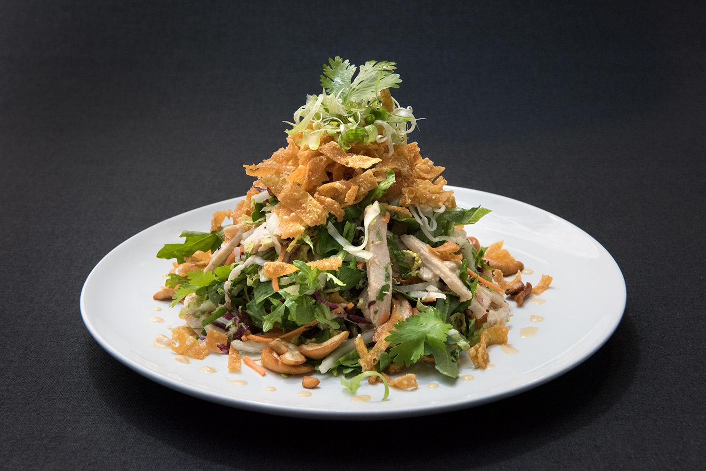 Chicken Cashew Salad from Culture Kitchen