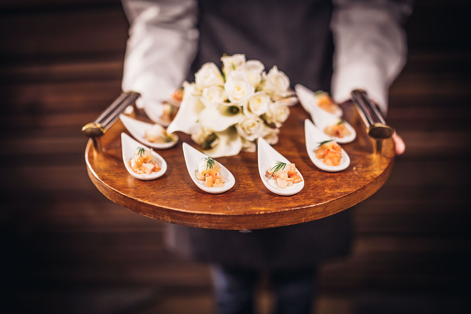 Wedding Catering Services by Wolfgang Puck Catering