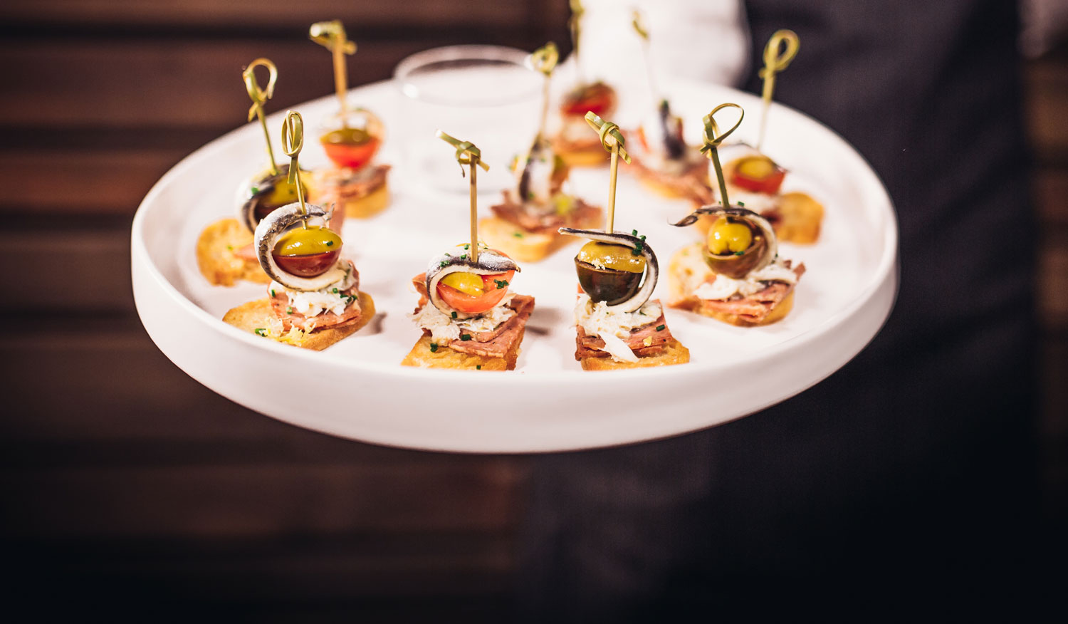 Houston Weddings Catering by Wolfgang Puck