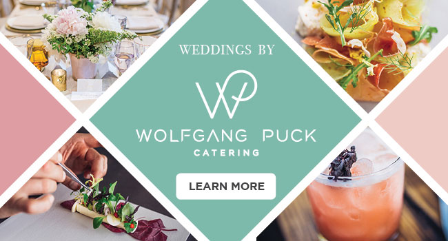 Union Station Weddings Wolfgang Puck Catering