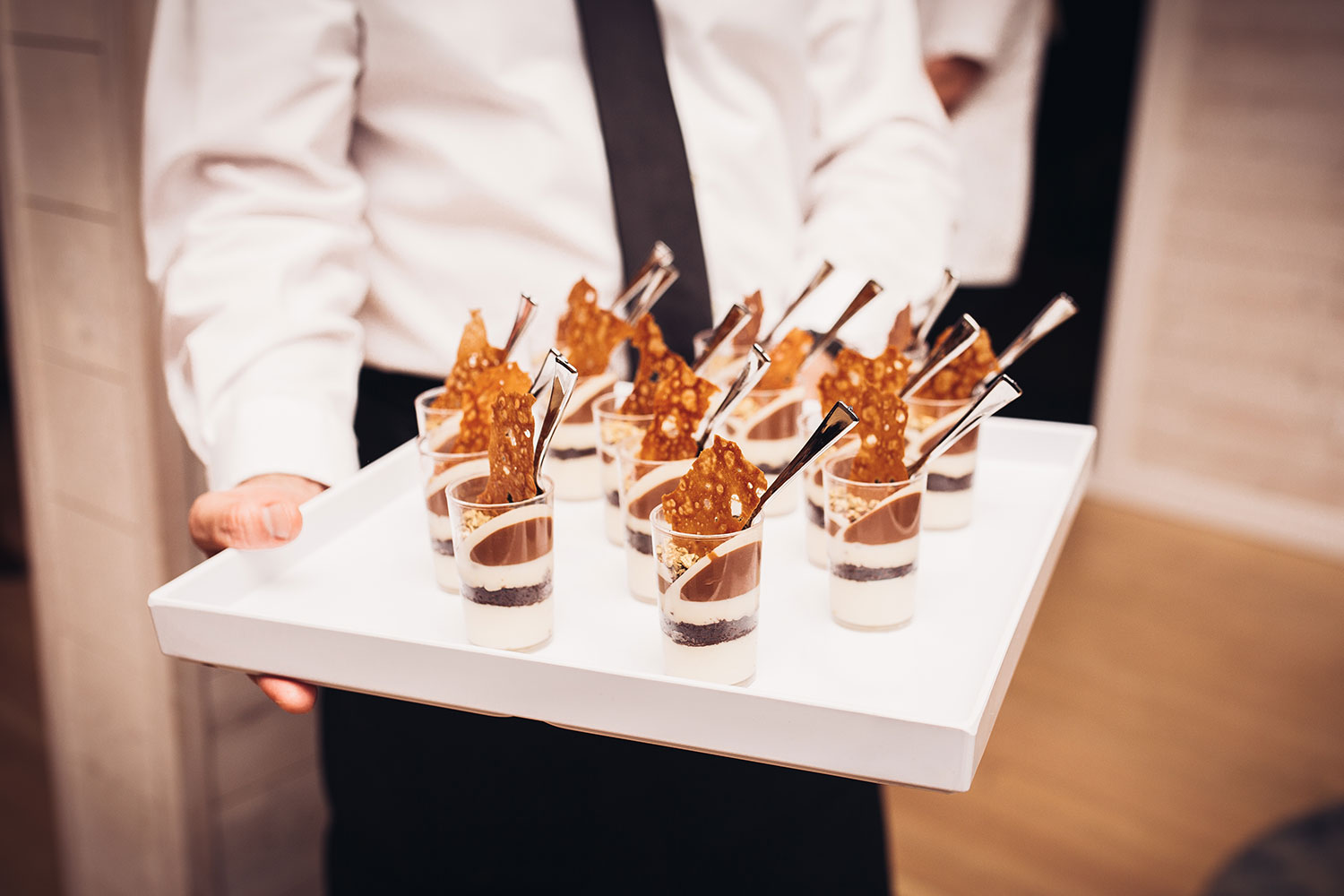 Creative Wedding Desserts in Houston