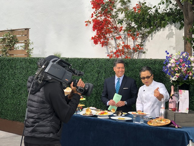 VIDEO: Mother's Day Jazz Brunch With Chef Tetsu Yahagi